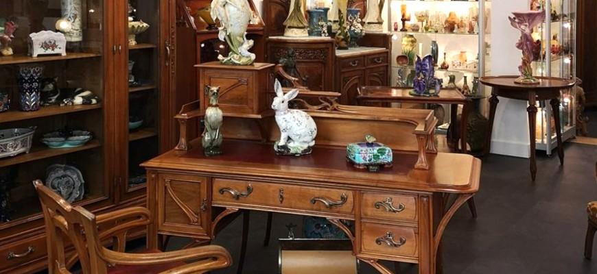 Antiquités Art Nouveau
