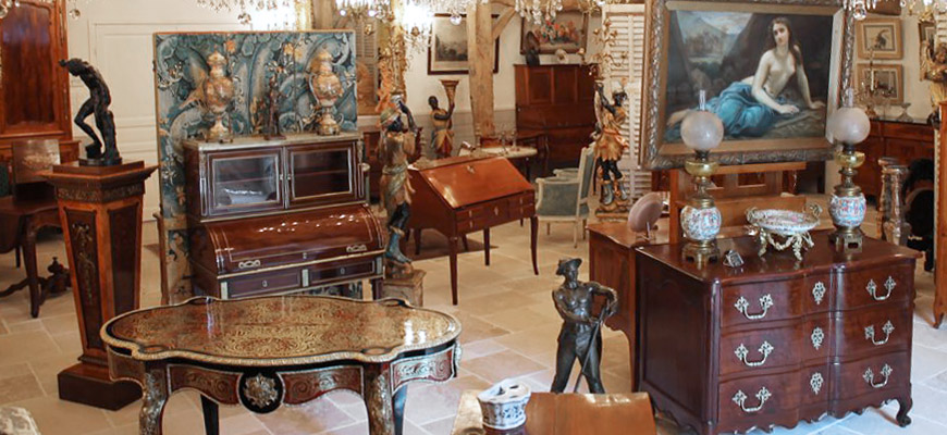 Antiquités Thierry Martin