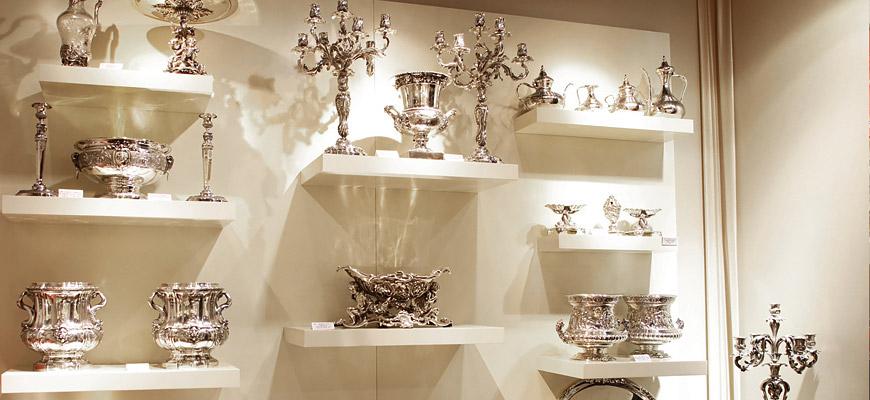 Emmanuel Redon Silver Fine Art