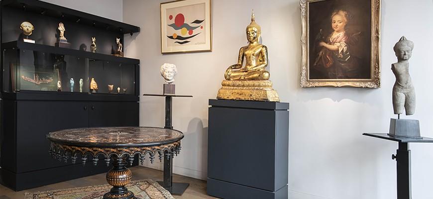 Galerie Samarcande