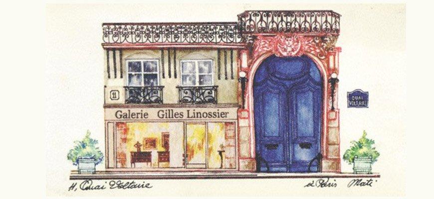 Galerie Gilles Linossier