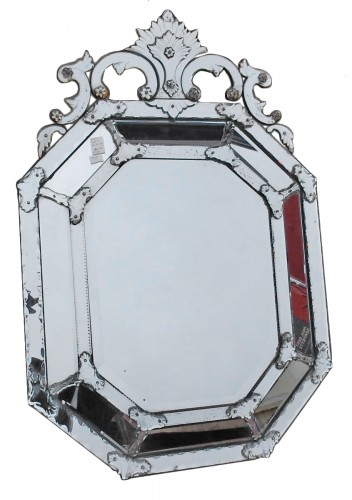 Mercury-tin mirror circa 1820/50
