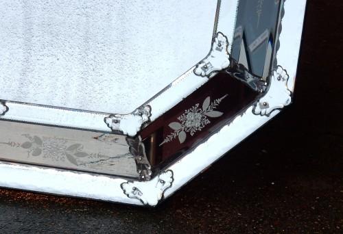 Mercury Mirror Circa 1820/50 -