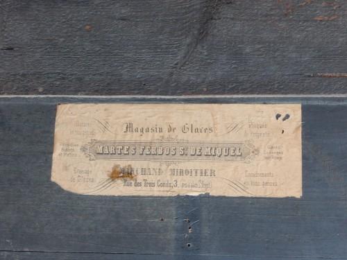Mercury Mirror Circa 1820/50 - Napoléon III