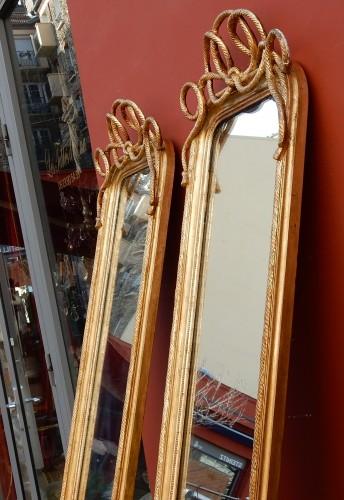 Pair of Mercury Mirrors circa 1850/80  -