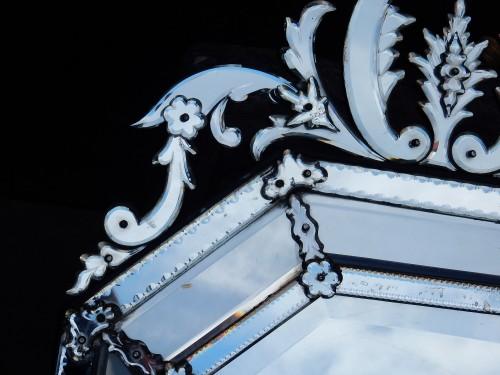 Tain silver mirror circa 1880/1900 -