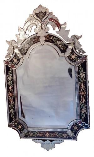 1880/1900 Venitian Mirror