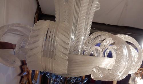 Crystal chandelier of Murano - Barovier y Toso -