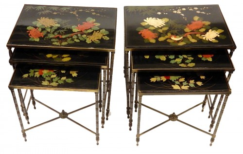 Pair of of Nesting Tables - 1950/70'