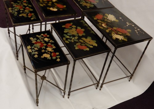 Pair of of Nesting Tables - 1950/70' - Furniture Style 50