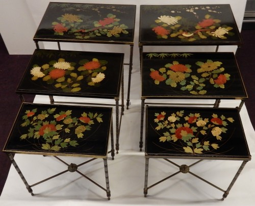 Pair of of Nesting Tables - 1950/70' -