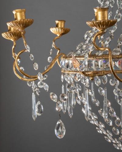 18th century Italian chandelier -