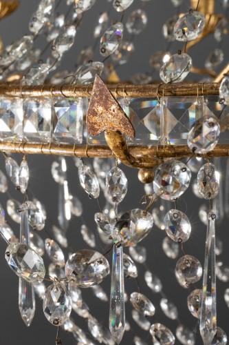 Antiquités - 18th century Italian chandelier