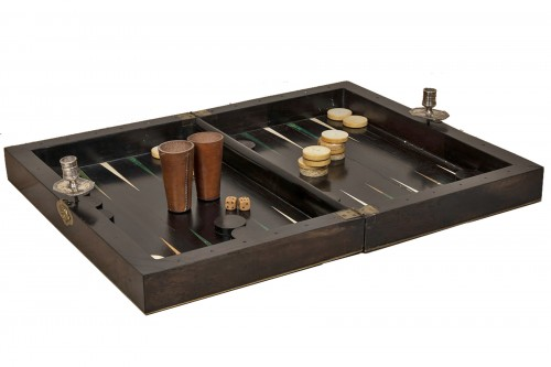 End 17th century  backgammon
