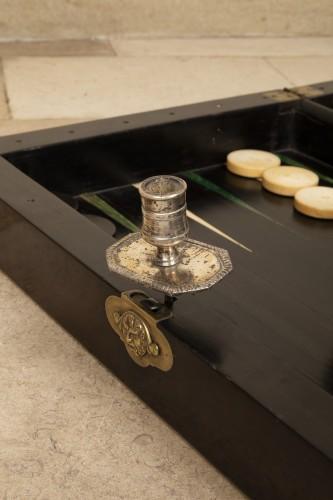 17th century - End 17th century  backgammon