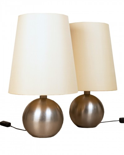 pair of table lamps by Floran Schulz