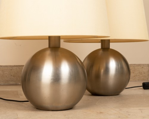 pair of table lamps by Floran Schulz - Lighting Style 50