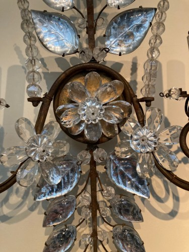 Pair of Maison Bagues sconces -
