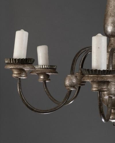 Lighting  - pair of 18th century chandeliers