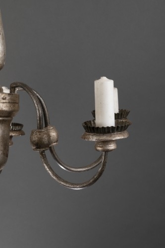pair of 18th century chandeliers - Louis XIV