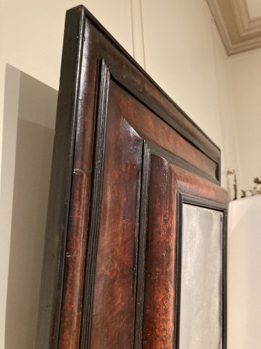 17th century Dutch mirror -