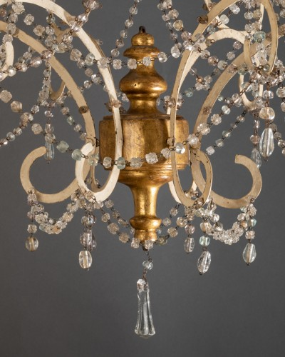 Early 19th century italian chandelier - Lighting Style