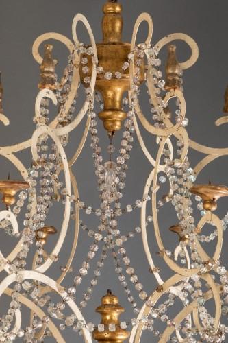Lighting  - Early 19th century italian chandelier