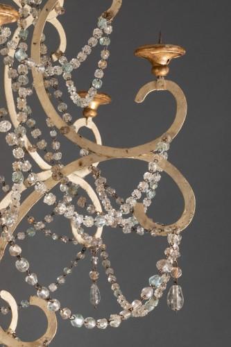 - Early 19th century italian chandelier