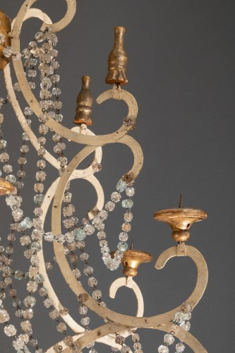 Antiquités - Early 19th century italian chandelier