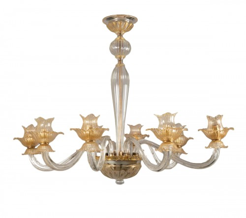 Italian Murano chandelier,  circa 1960