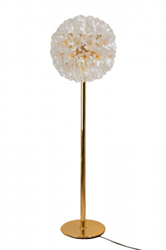 1960's Venini - Murano flower floor lamp