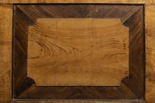 Antiquités - Large Italian Painted Cabinet 17th