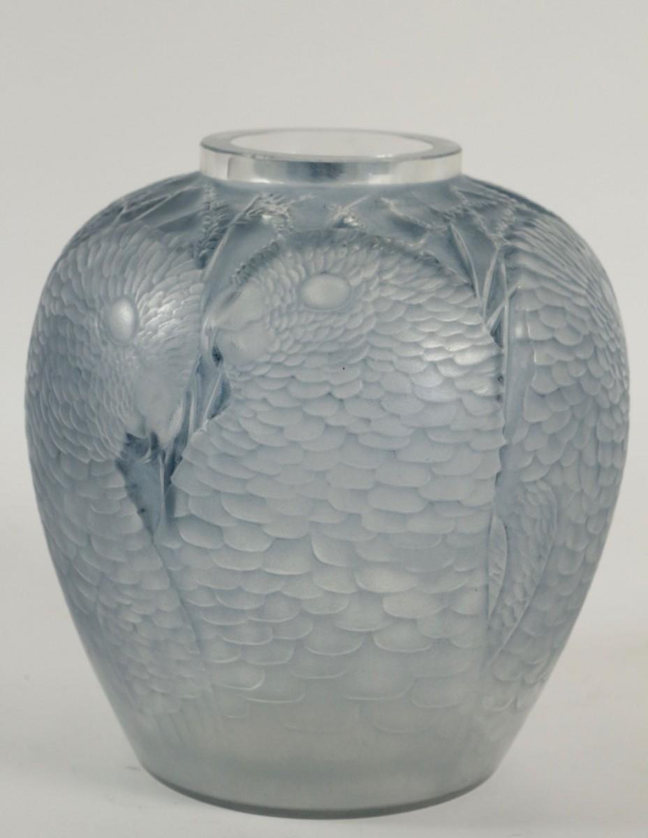 Rene lalique vase alicante ref67066 glass crystal rene lalique vasequot reviewsmspy