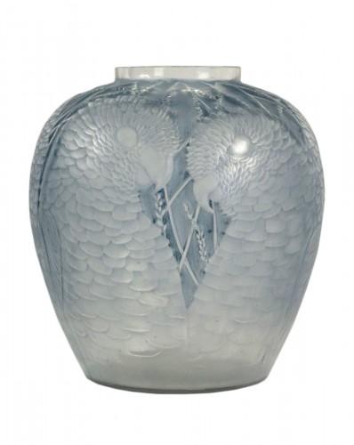 """Rene Lalique Vase"""" Alicante"""""""