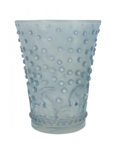 """René Lalique - """"Ajaccio"""" Vase"""
