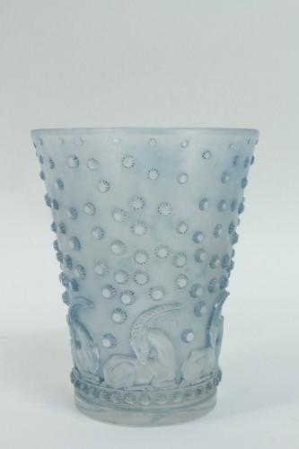 """René Lalique - """"Ajaccio"""" Vase - Glass & Crystal Style"""