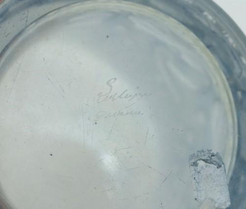"""René Lalique - """"Ajaccio"""" Vase -"""