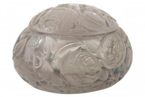 "René LALIQUE (1860 - 1945) - Box ""Dinard"""