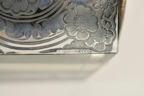 """René Lalique & ATO -  Clock """"Eglantines"""" -"""