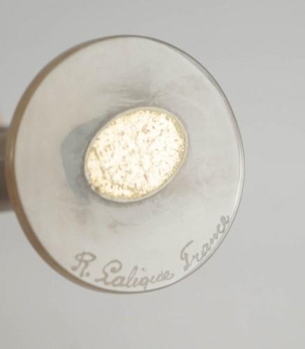 """René Lalique -""""Voilee Mains Jointes Statue -"""