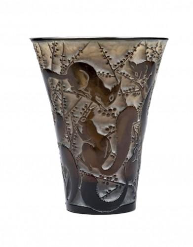 """""""Sénart"""" Vase - René Lalique"""