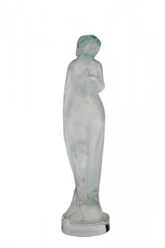 """R Lalique Statuette """"Moyenne Nue """""""