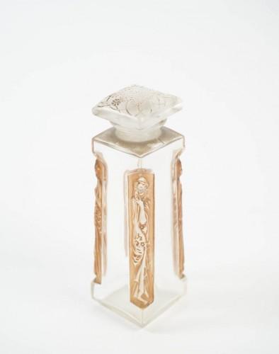 """20th century - René Lalique Flacon """"Ambre D'Orsay"""""""
