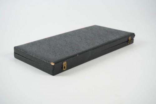 """20th century - R.Lalique - Swizzle Sticks """"Barr"""":10 pieces"""