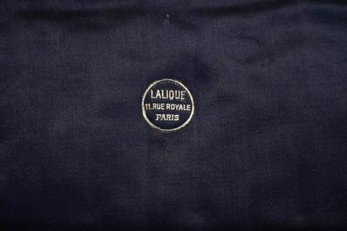 """- R.Lalique - Swizzle Sticks """"Barr"""":10 pieces"""