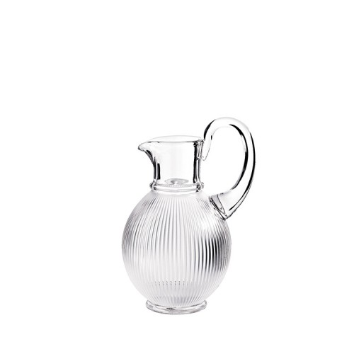 "Glass & Crystal  - Lalique ""Langeais "" 24 pieces"