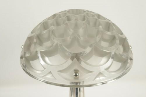 """- Hanging lamp """"Rinceaux """" - René Lalique"""