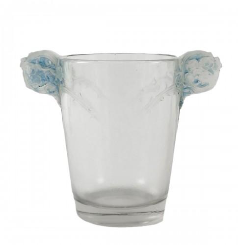 """René Lalique Vase """"Chamarandes"""""""