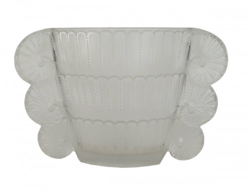 R. Lalique Jaffa Vase