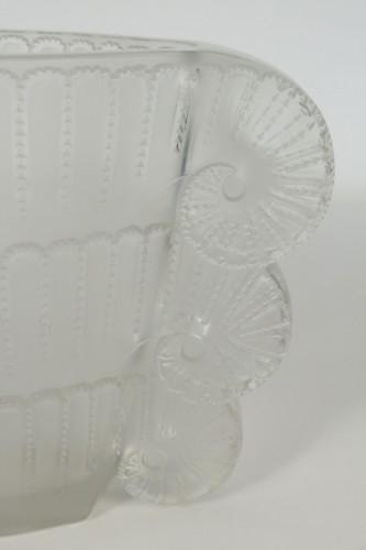 R. Lalique Jaffa Vase - Glass & Crystal Style Art Déco